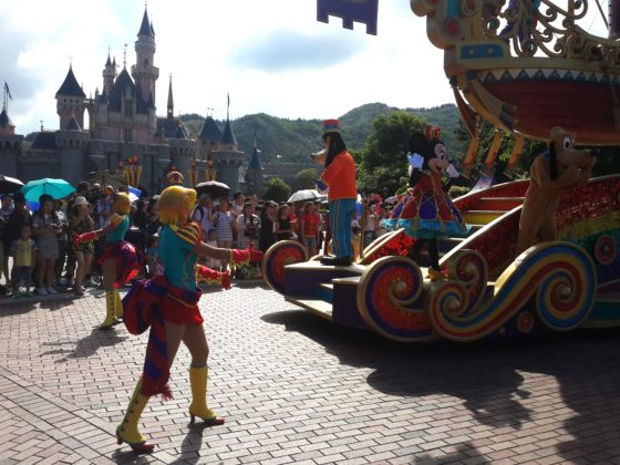 20160622 154009 1 560x420 - Adventures in Hong Kong Disneyland Park - the Happiest Place on Earth!