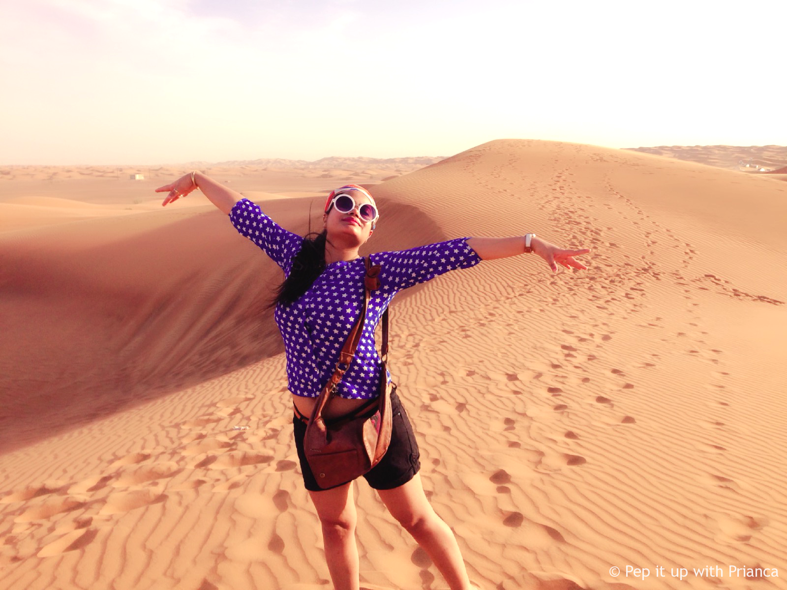 Absorbing the desert - Travel to the Desert to 'Desert' Yourself & Find your Soul - Magnificent Dubai Desert