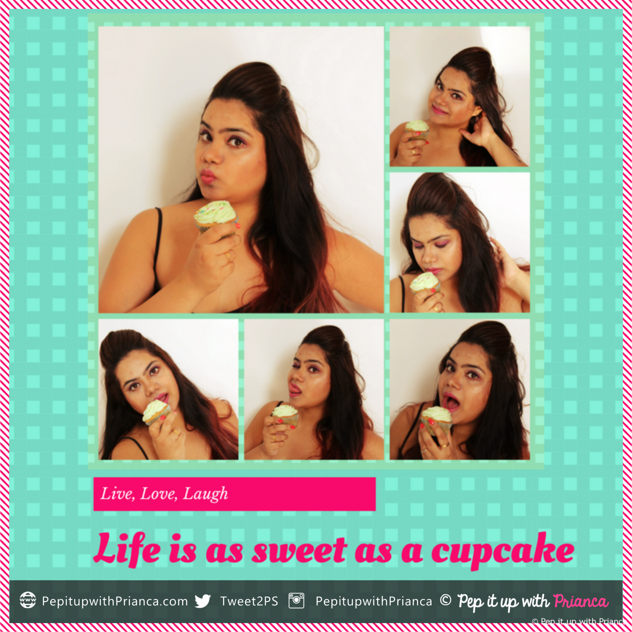 Saturday Cupcake - Learn the Recipe to Happiness - Bake Cute & Delicious Cupcakes for your Loved Ones