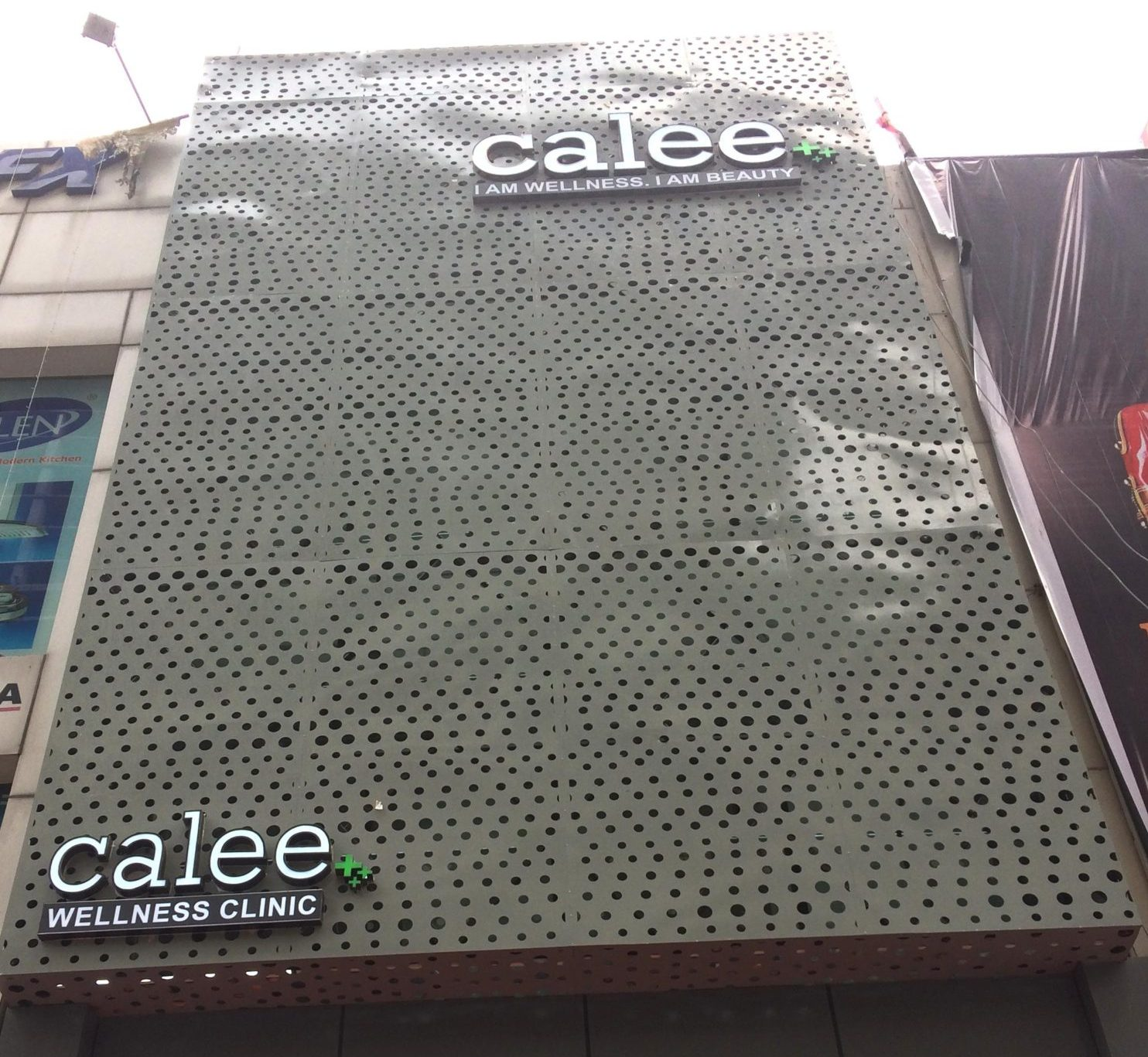 calee wellness building in Noida