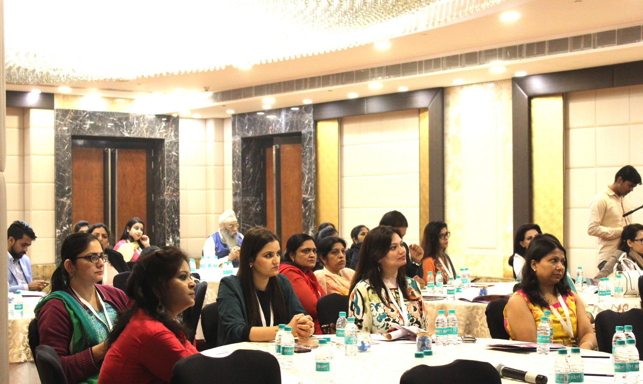 The conference provided a platform for doctors, researchers, women entrepreneurs, scientists, beauty & Health experts to come together and share their expertise, knowledge and insights from their respective fields.