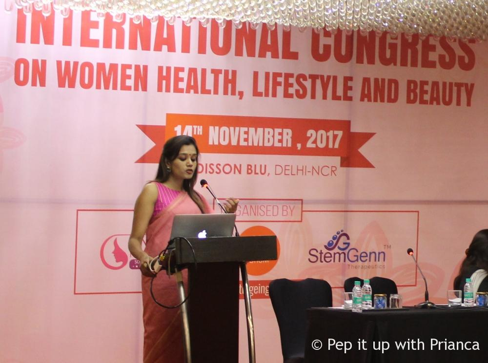 Ms. Deepa Ganesh (Cosmetic Gynecology experts and Secretary - Anti ageing Foundation)
