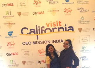 Visit California #TheWineCountry – Golden State welcomes Indian travelers