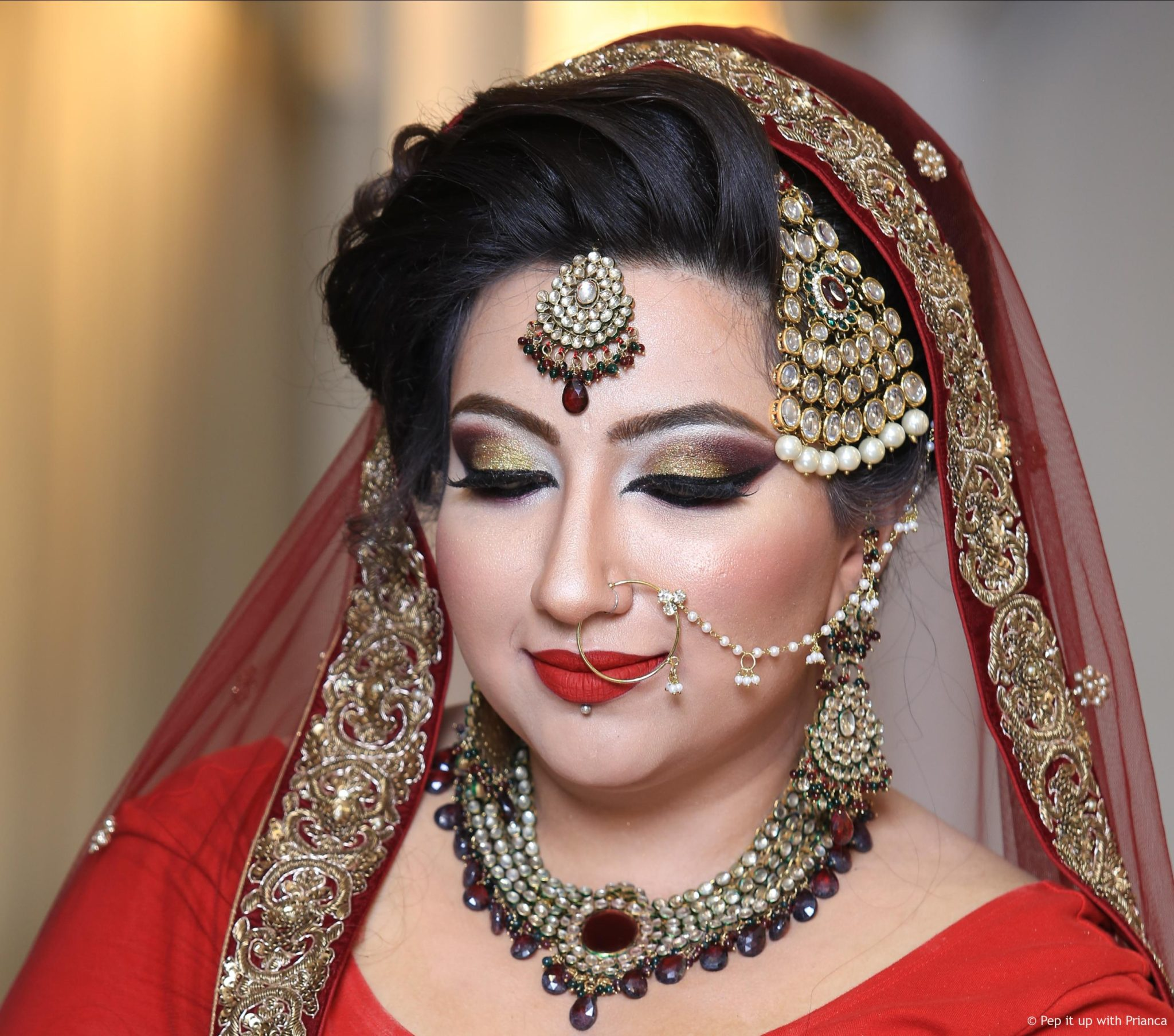 Bridal Makeup by Tarun - Meet Tarun Kapoor : Best Celebrity and Professional Make-up artist in North India