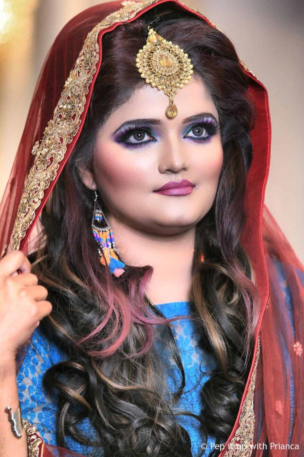 Bridal eye Makeup - Meet Tarun Kapoor : Best Celebrity and Professional Make-up artist in North India