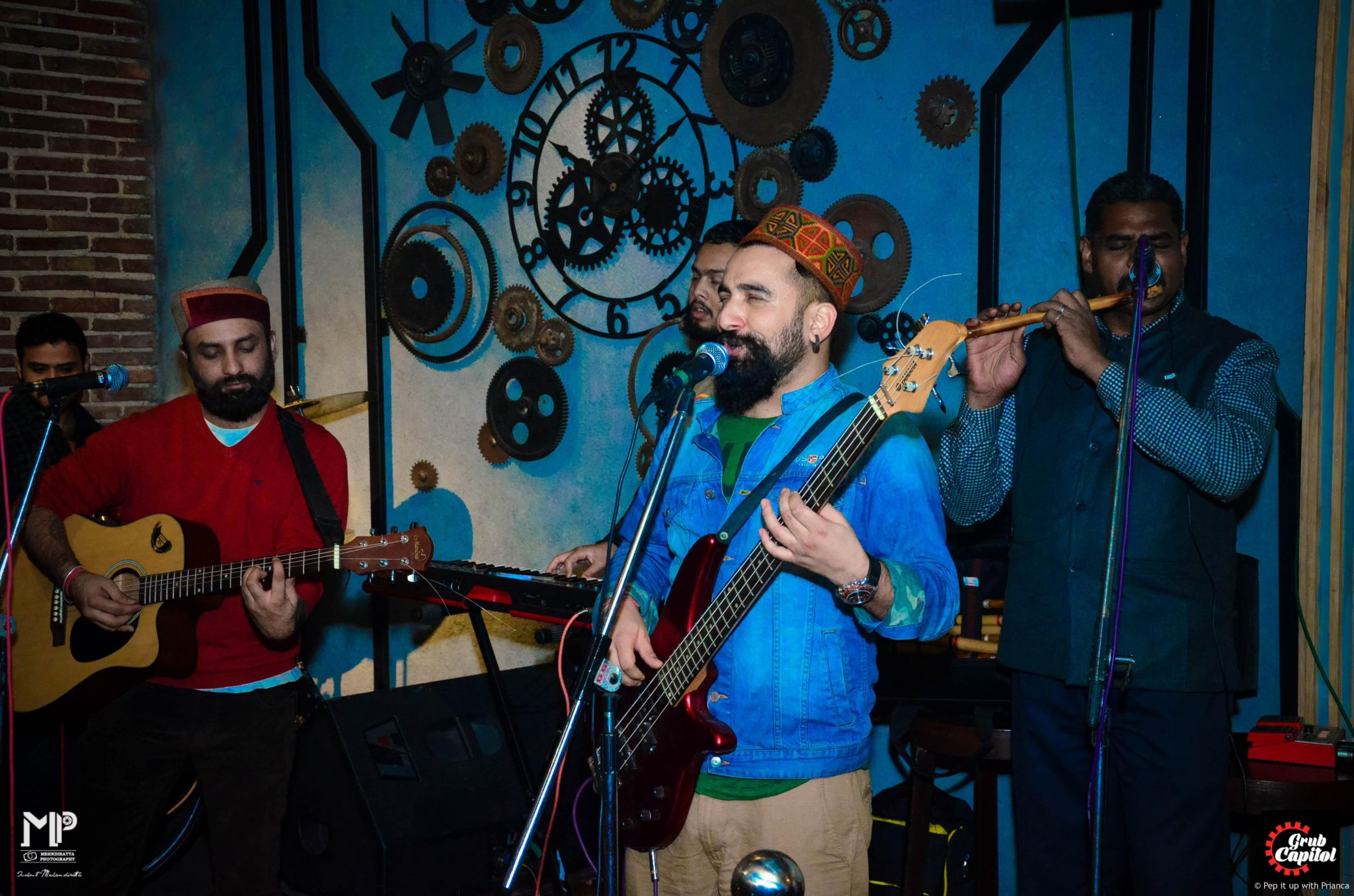 Himalayan Routes - Grub Capitol - The New Party Place in Town