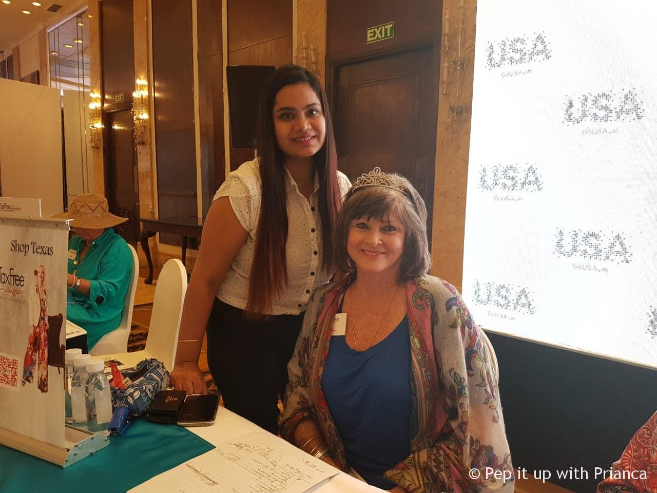 Brand USA India mission Carolyn Petty - Brand USA Organizes India Travel Mission - Experience the Best of USA with Go USA