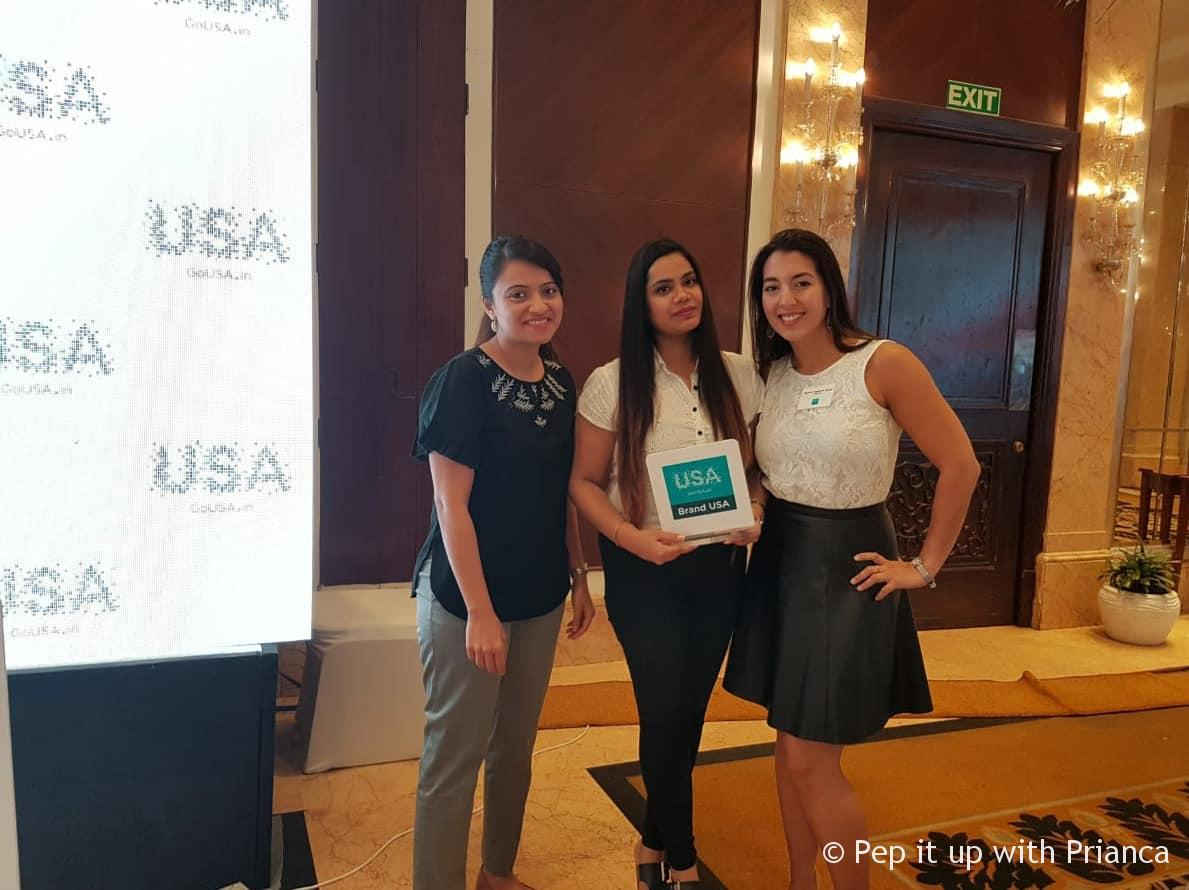 Brand USA India mission Suzana Shepard Durini - Brand USA Organizes India Travel Mission - Experience the Best of USA with Go USA