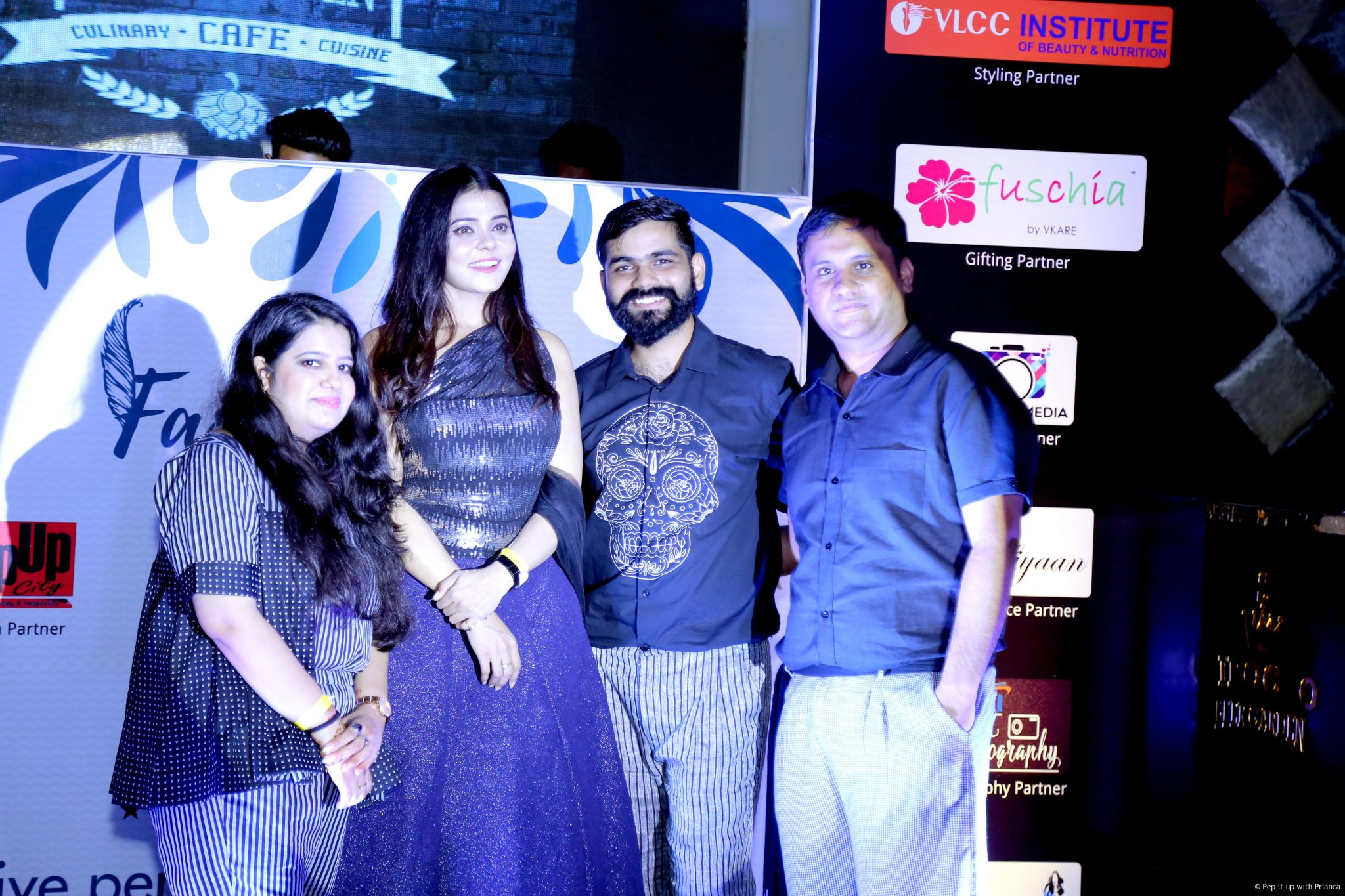 Picture 375 1 - FashionnQuill - Soiree to Celebrate the Power of Passion for Fashion