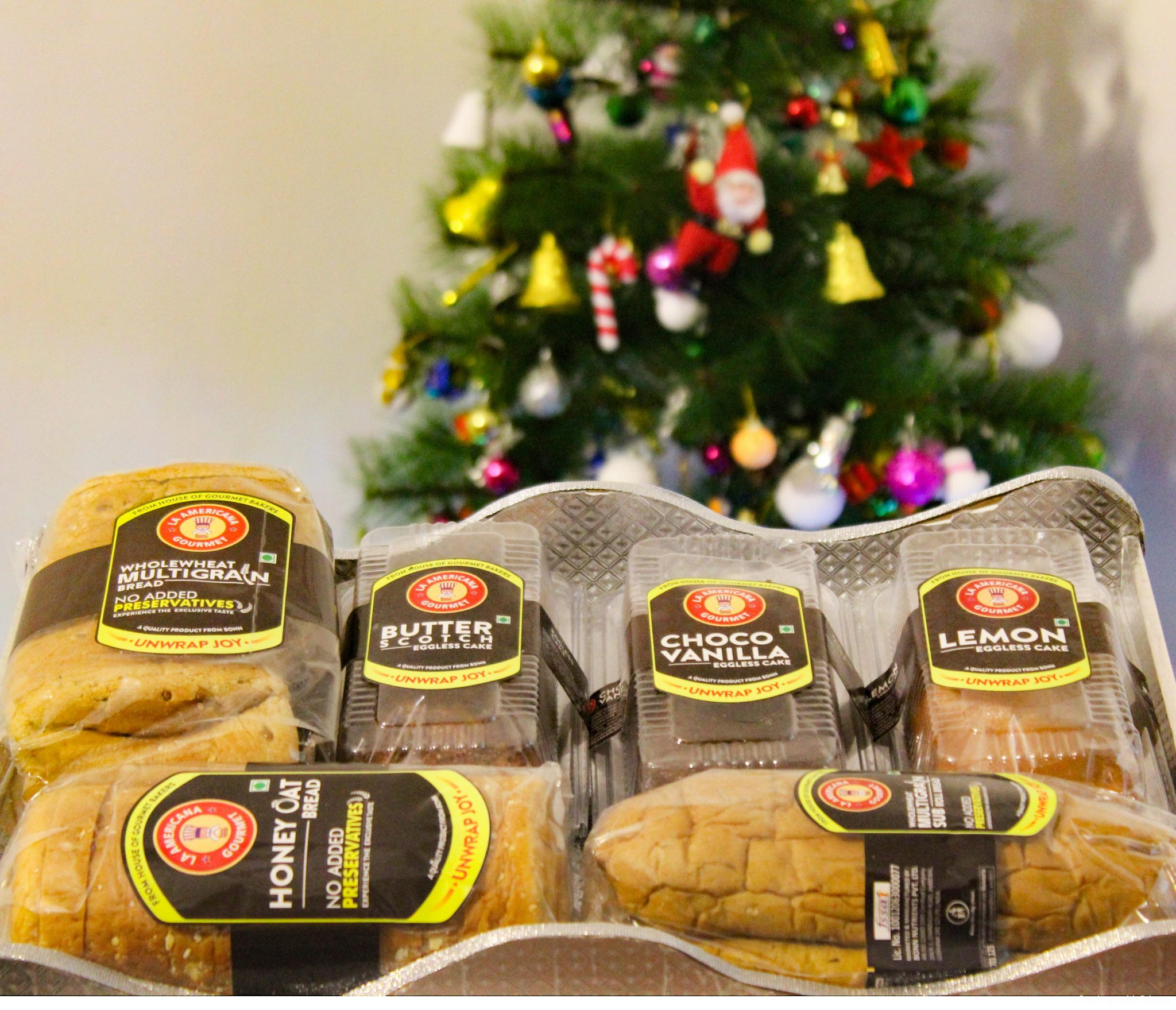 La Americana gourmet range from Bonn India - This Christmas Spread Joy and Gift the Basket of Health from La Americana Gourmet Range by Bonn India