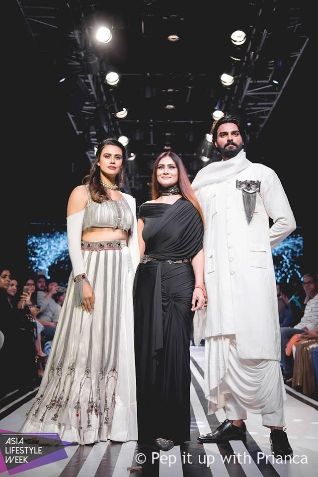 tinaaranka - Asia Lifestyle Week Introduces the New Age Fashion & Ethnically Rich Asian Styles