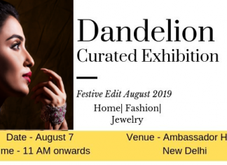 Dandelion Curated Exhibition Festive Edit August 2019 – Time to Stock for the Season